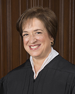 Official portrait of U.S. Supreme Court Justice Elena Kagan