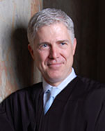 Official portrait of U.S. Supreme Court Justice Neil Gorsuch