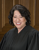 Official portrait of U.S. Supreme Court Justice Sonia Sotomayor