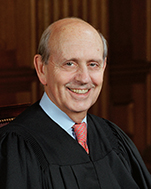 Official portrait of U.S. Supreme Court Justice Stephen G. Breyer