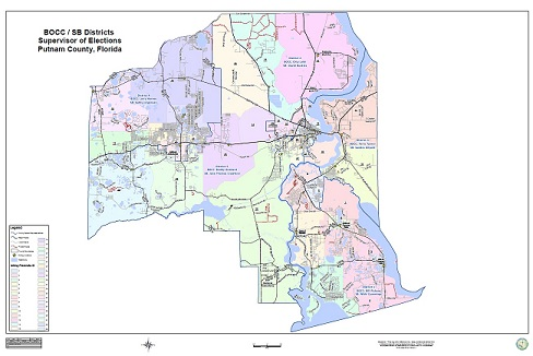 Map Of Florida School Districts.District Maps